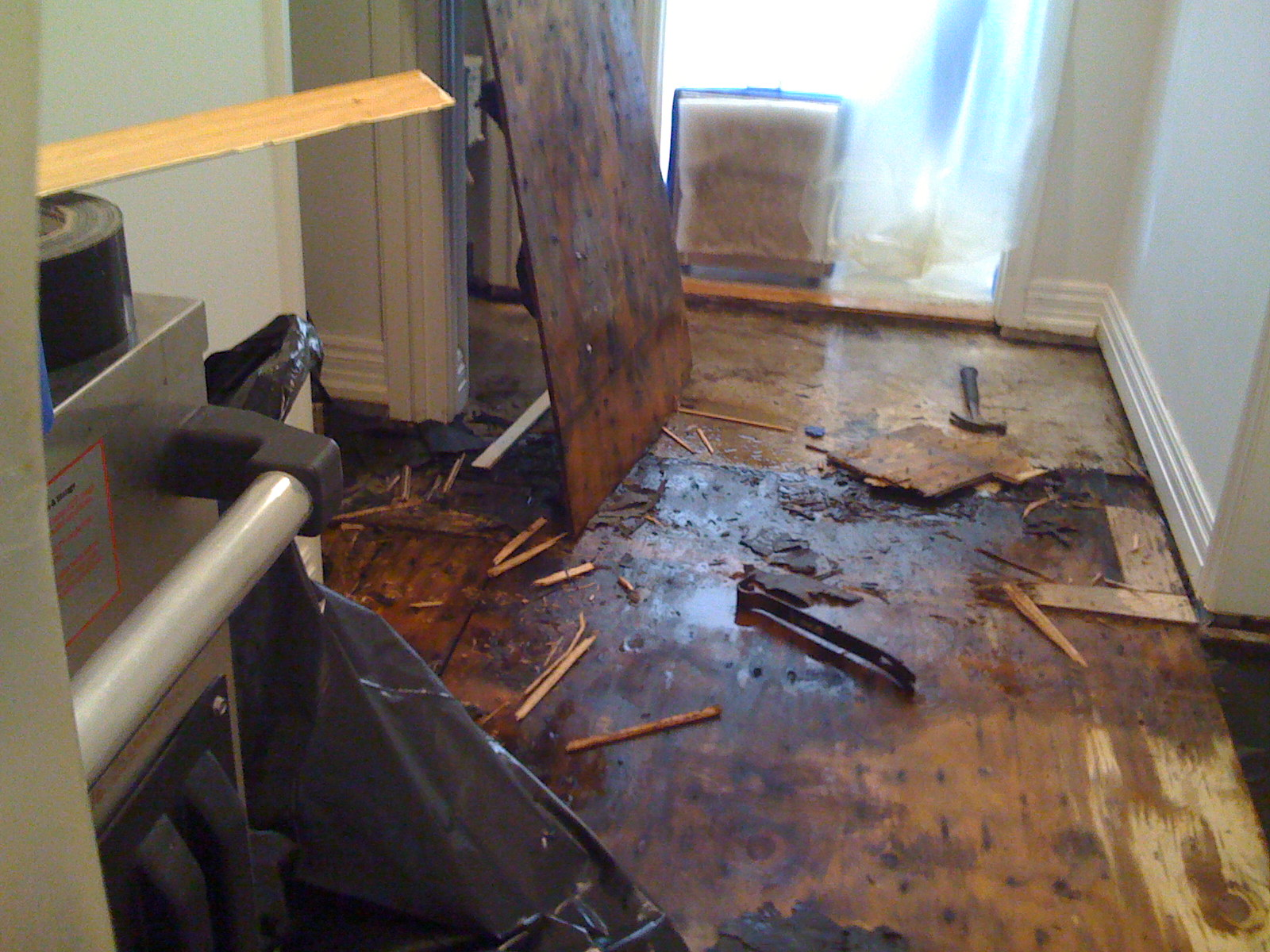 What Are The Effects of Water Damage?