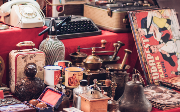 What to Do With Antiques You've Inherited