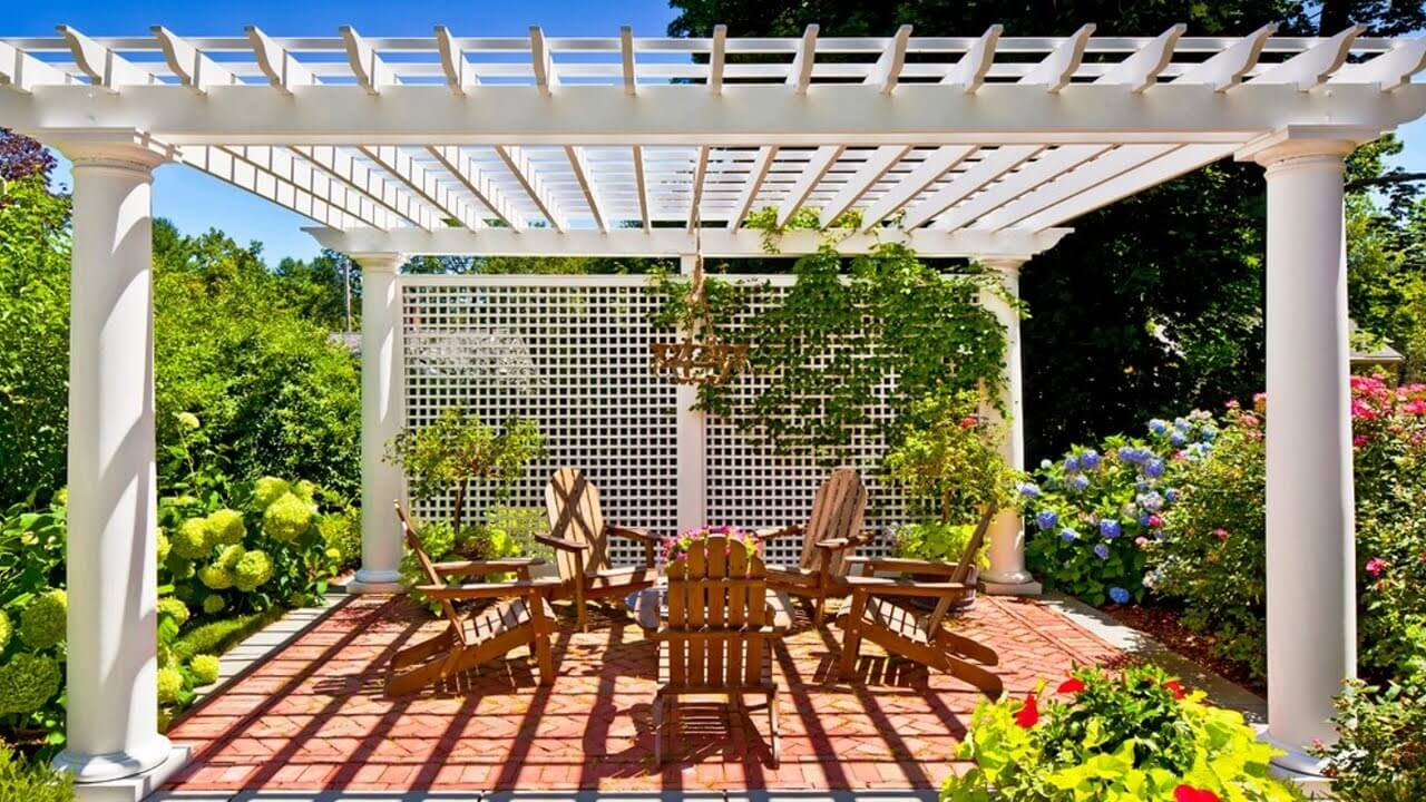Selecting The Right Type of Pergola For Your Residential Property