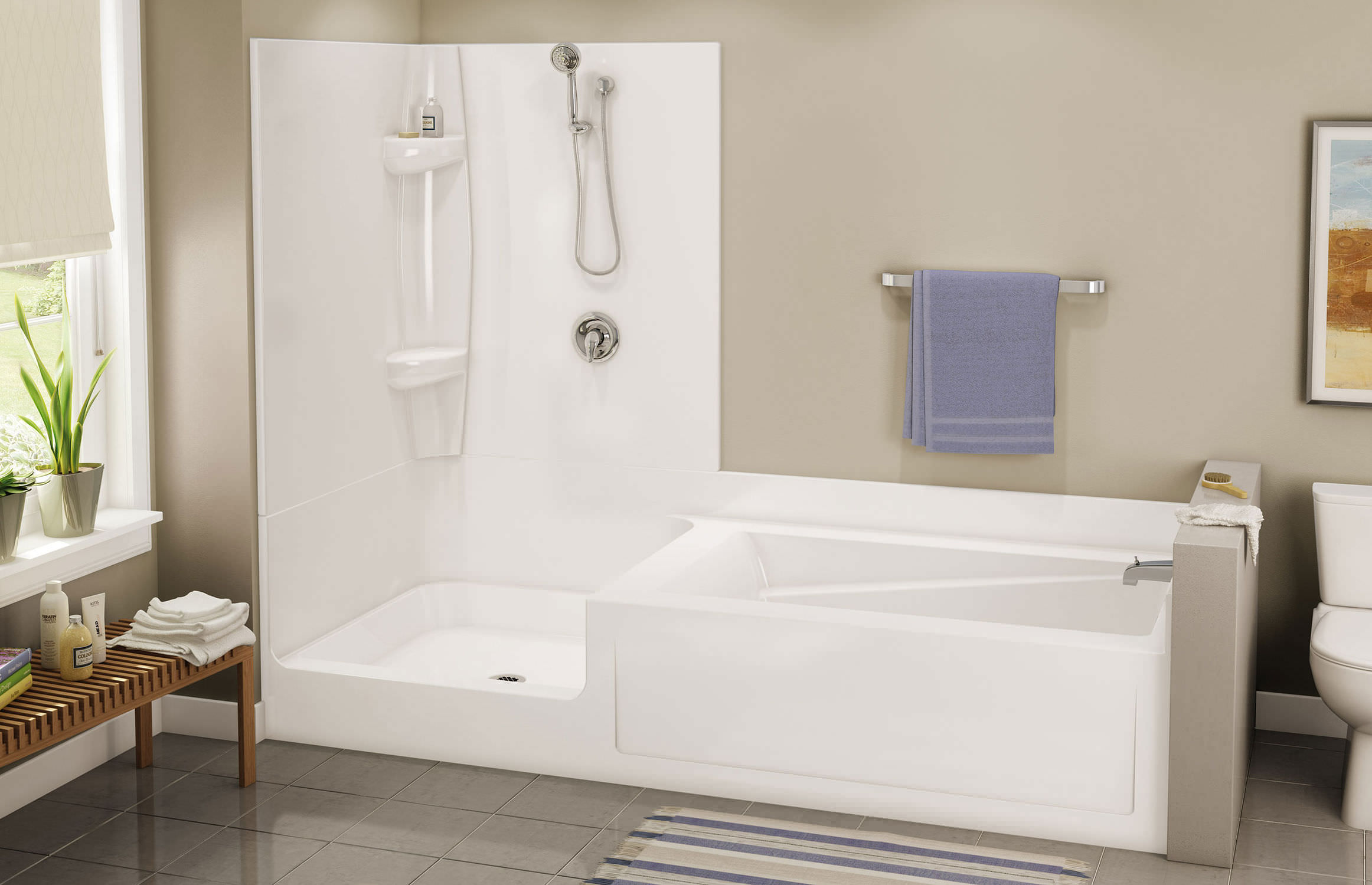 Selecting The Right Shower