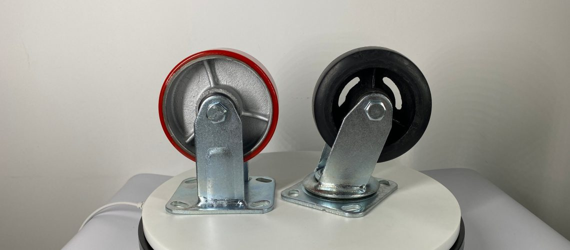 How to Buy The Right Caster Wheels For Your Requirement