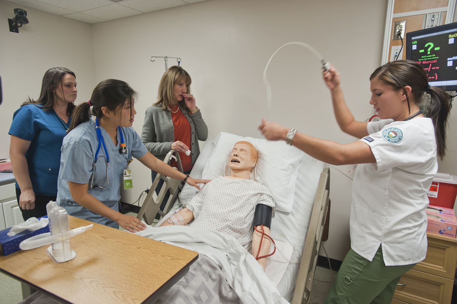 A Great Way to Practice For Medical Assistant Training