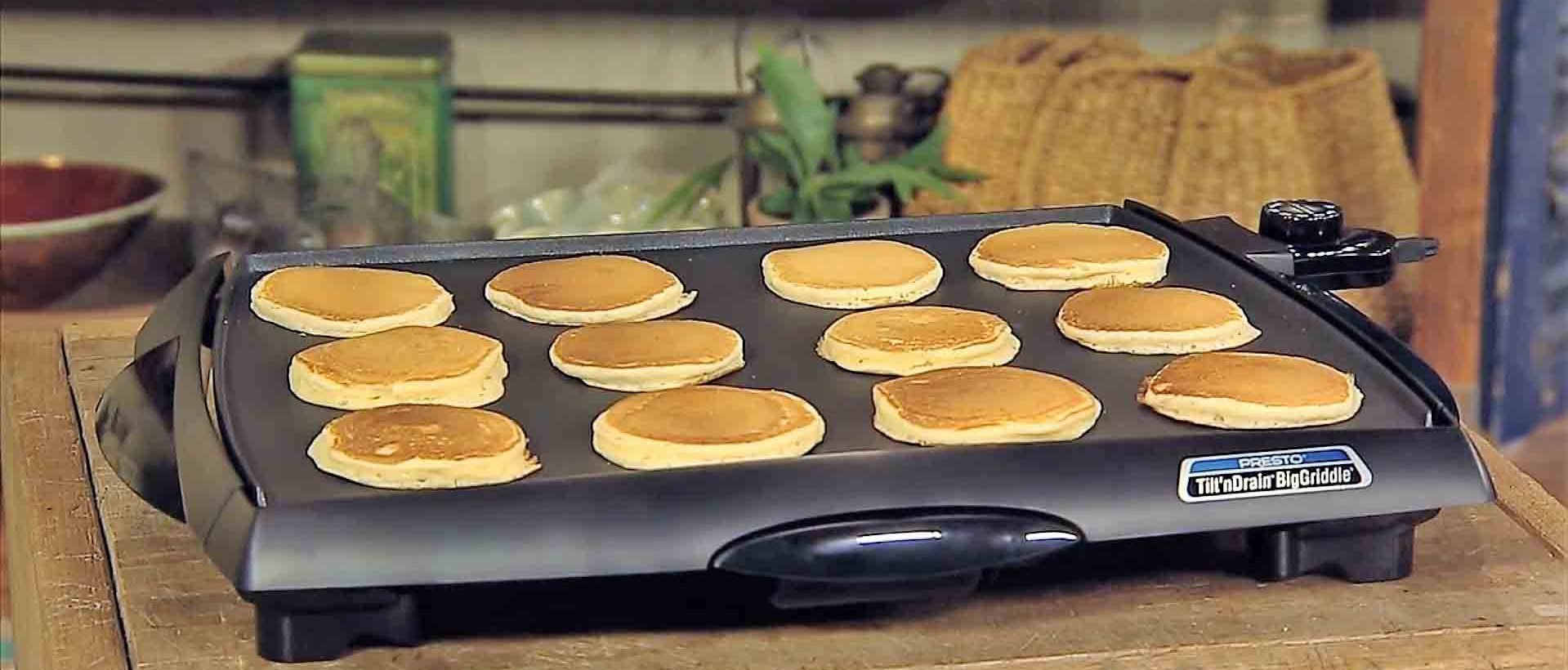 What to Look For in an Electric Griddle