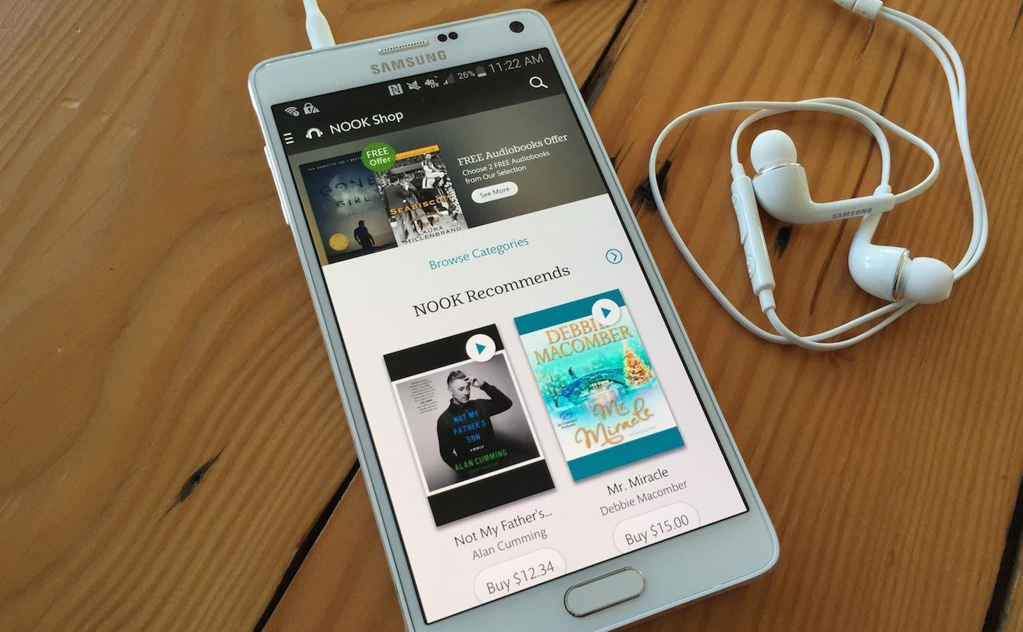 Fun Things to Do While Listening to Audiobooks