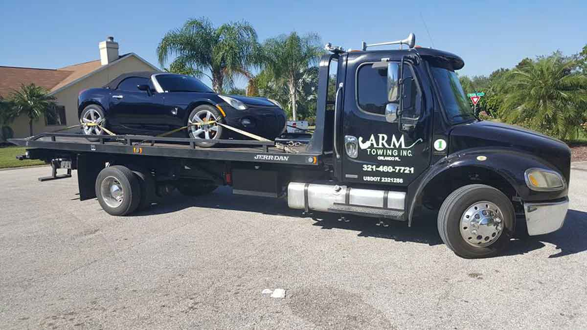 How You Can Benefit From Hiring a Towing Service